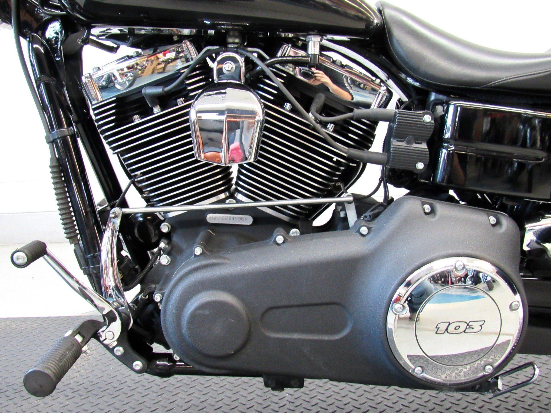 2012 Harley-Davidson Dyna® Wide Glide® in Fredericksburg, Virginia - Photo 19