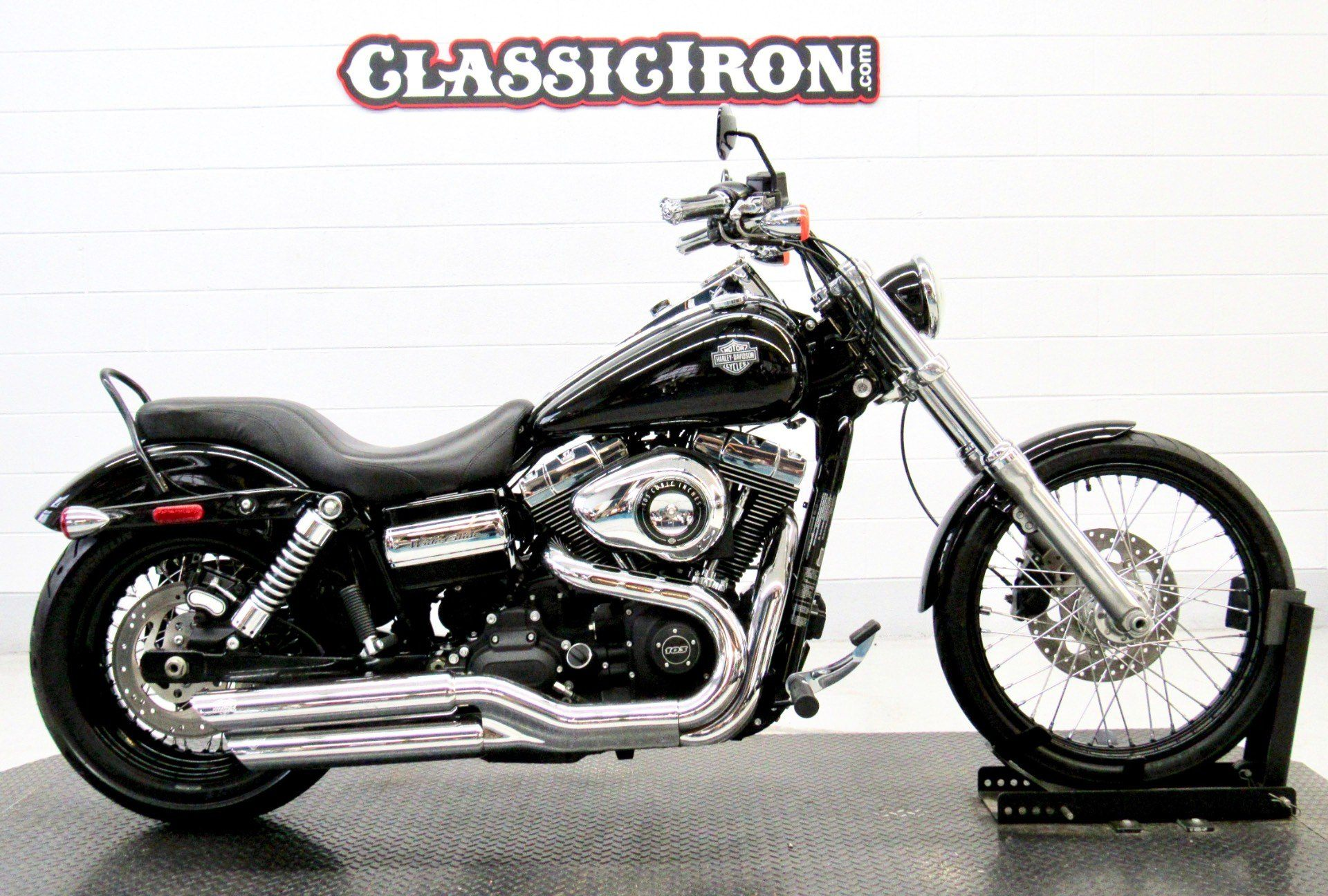 2012 Harley-Davidson Dyna® Wide Glide® in Fredericksburg, Virginia - Photo 1