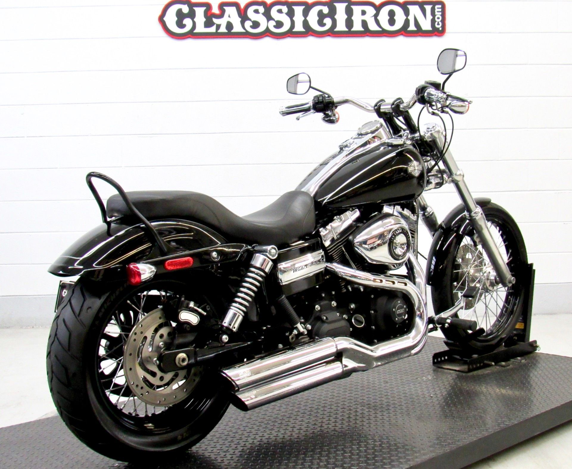2012 Harley-Davidson Dyna® Wide Glide® in Fredericksburg, Virginia - Photo 5