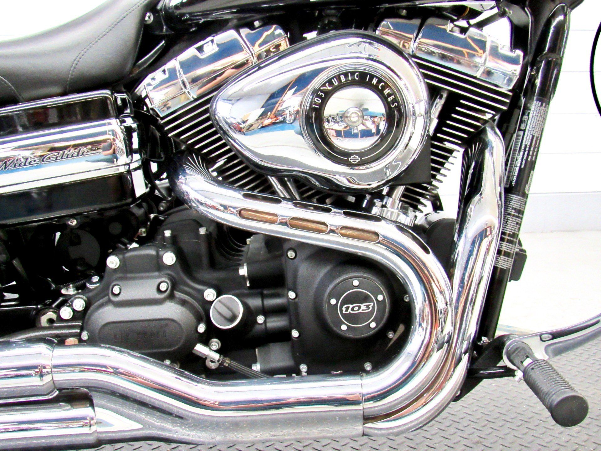 2012 Harley-Davidson Dyna® Wide Glide® in Fredericksburg, Virginia - Photo 14