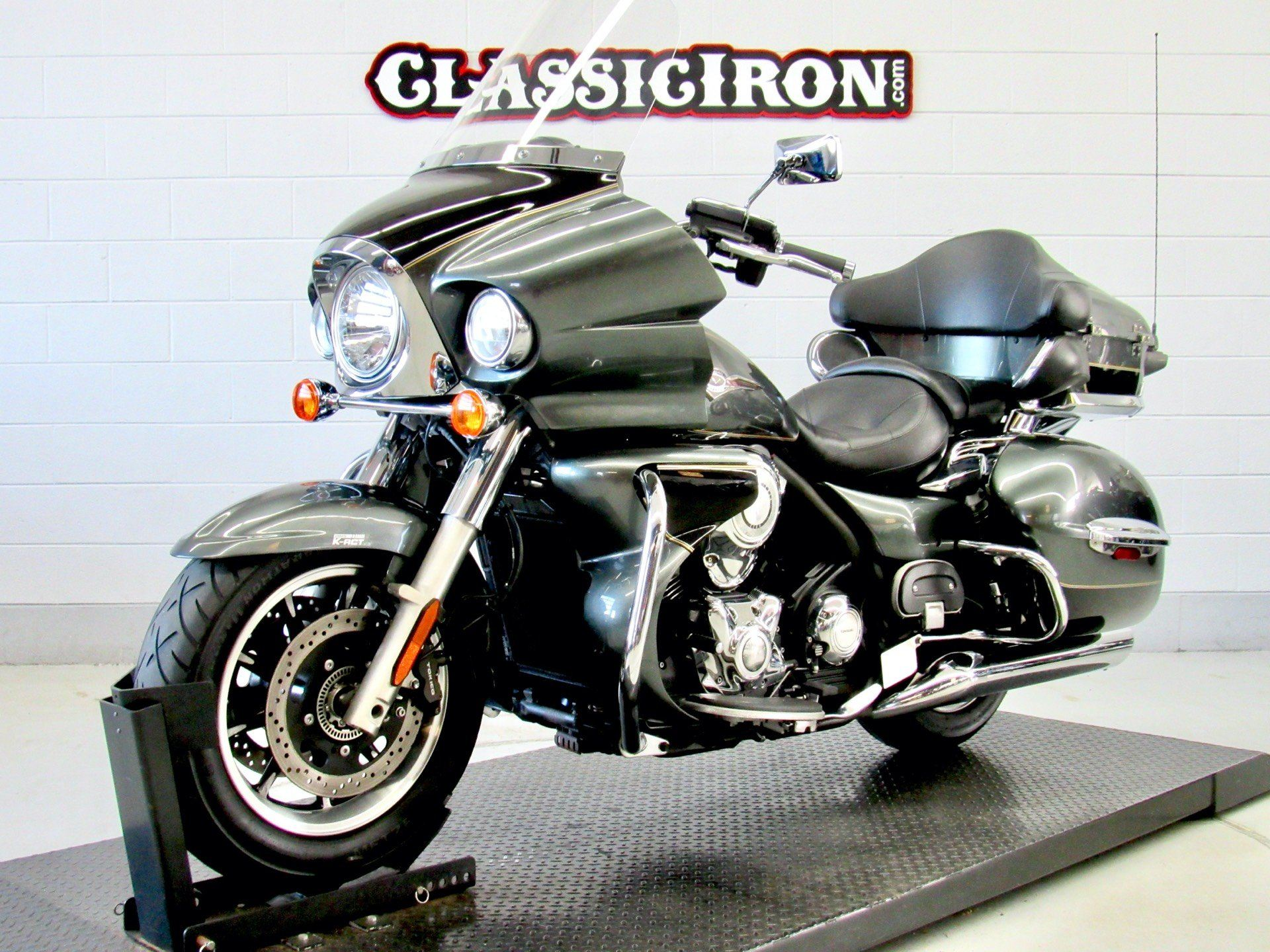 2011 Kawasaki Vulcan® 1700 Voyager® ABS in Fredericksburg, Virginia - Photo 3