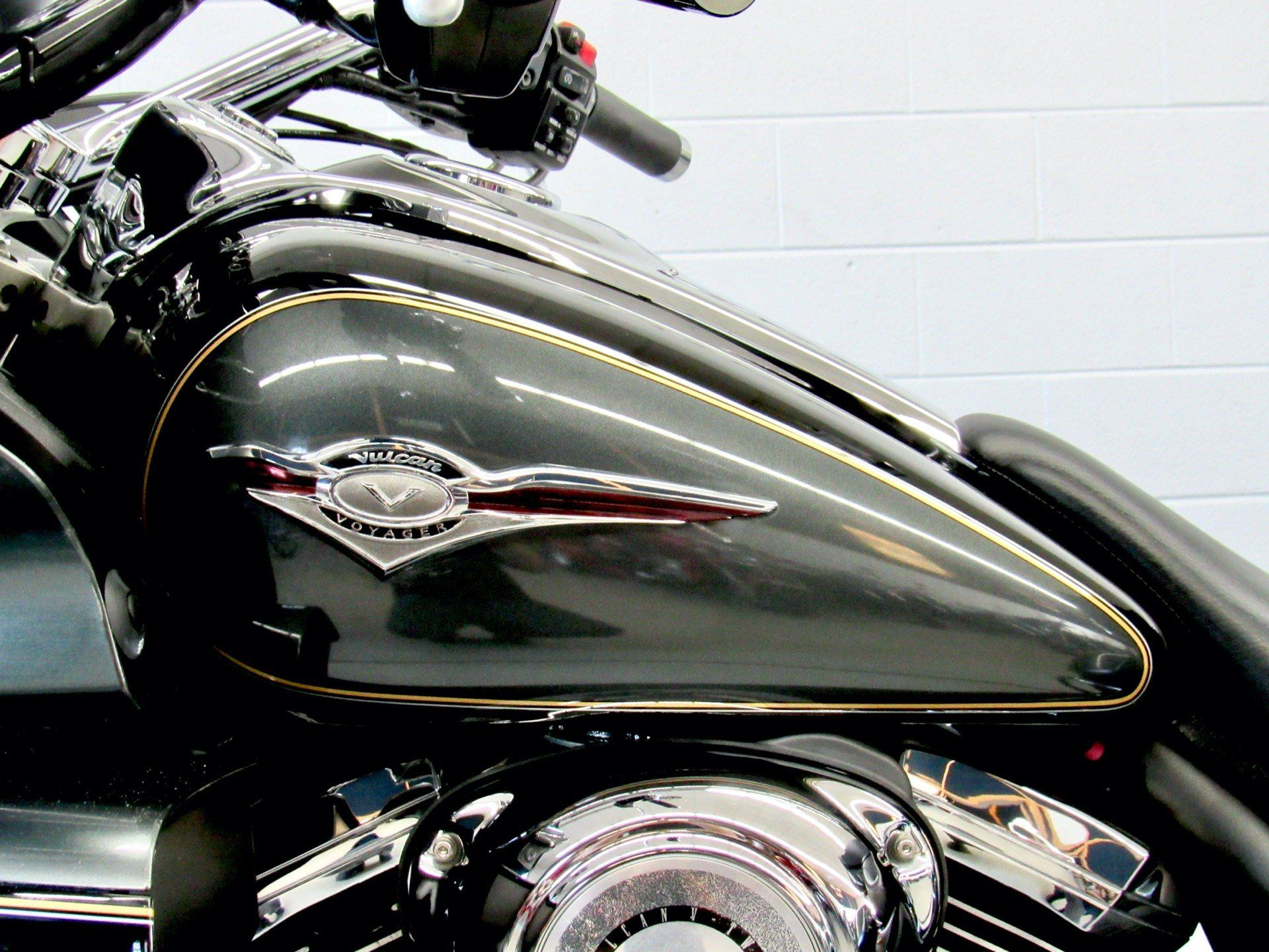 2011 Kawasaki Vulcan® 1700 Voyager® ABS in Fredericksburg, Virginia - Photo 18