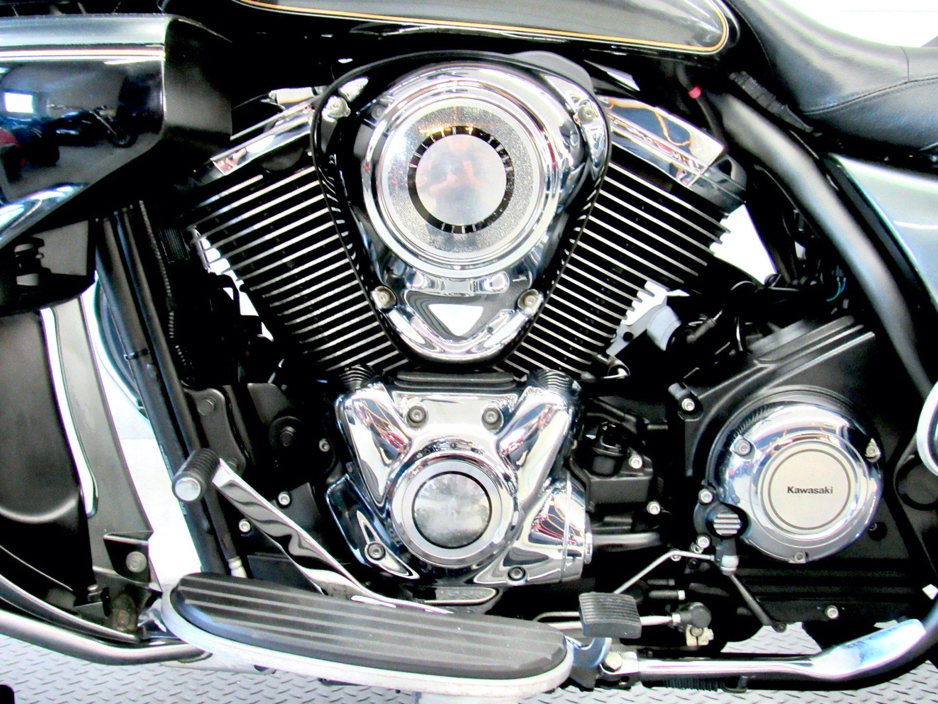 2011 Kawasaki Vulcan® 1700 Voyager® ABS in Fredericksburg, Virginia - Photo 19