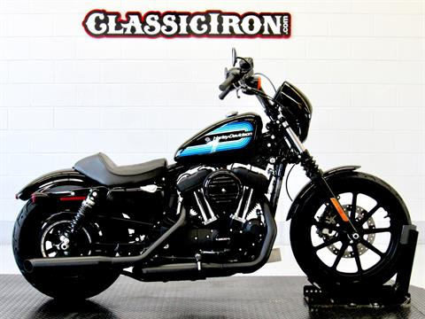 2018 Harley-Davidson Iron 1200™ in Fredericksburg, Virginia - Photo 1