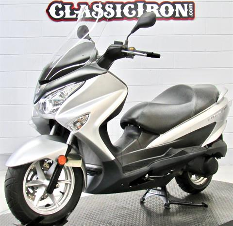 2014 Suzuki Burgman™ 200 ABS in Fredericksburg, Virginia - Photo 3