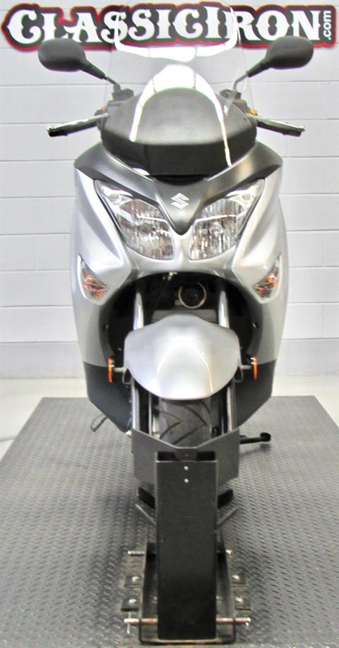 2014 Suzuki Burgman™ 200 ABS in Fredericksburg, Virginia - Photo 7