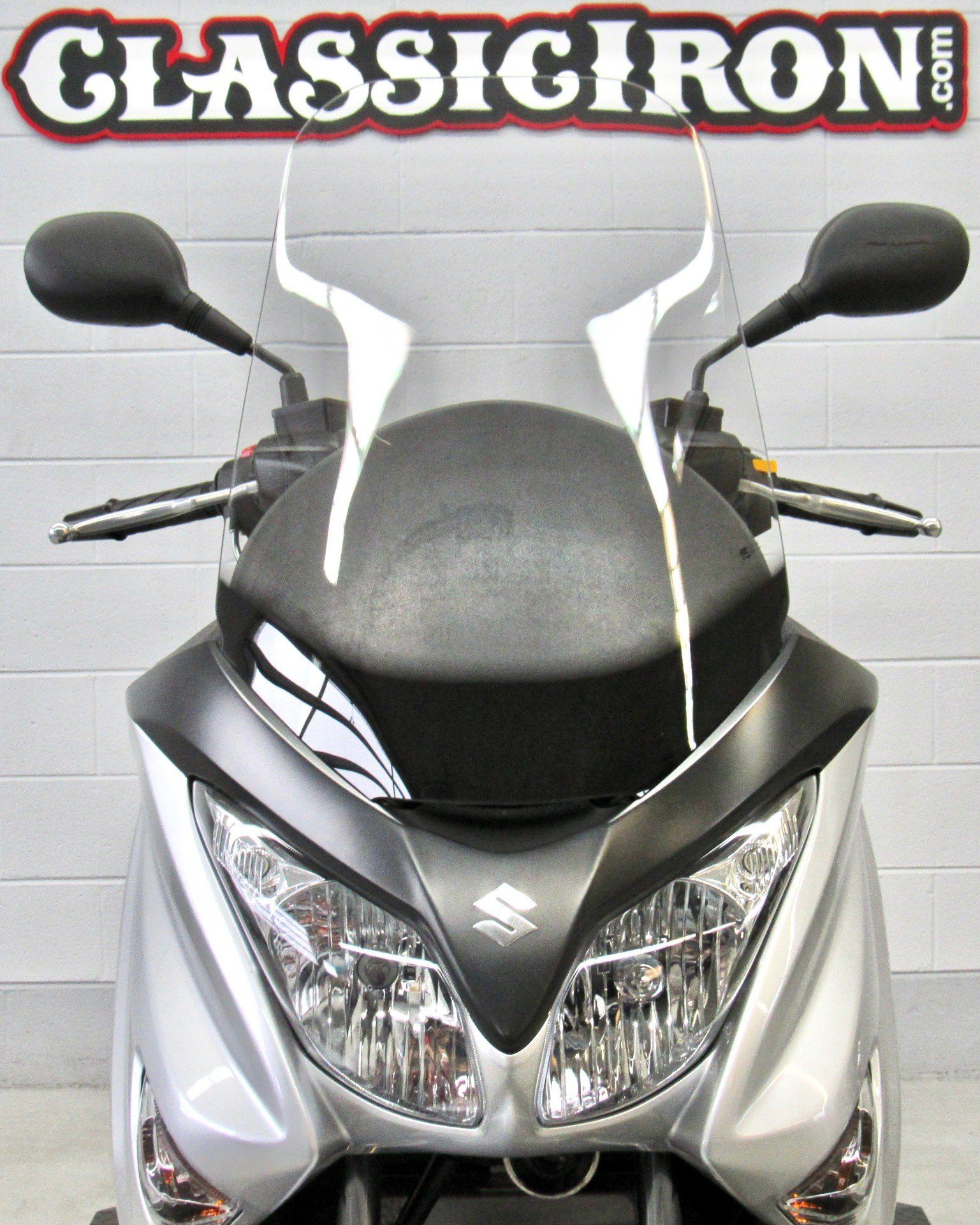 2014 Suzuki Burgman™ 200 ABS in Fredericksburg, Virginia - Photo 8