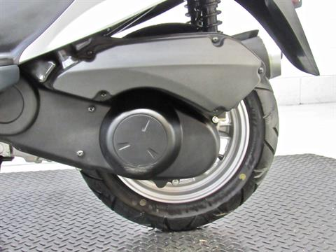 2014 Suzuki Burgman™ 200 ABS in Fredericksburg, Virginia - Photo 18