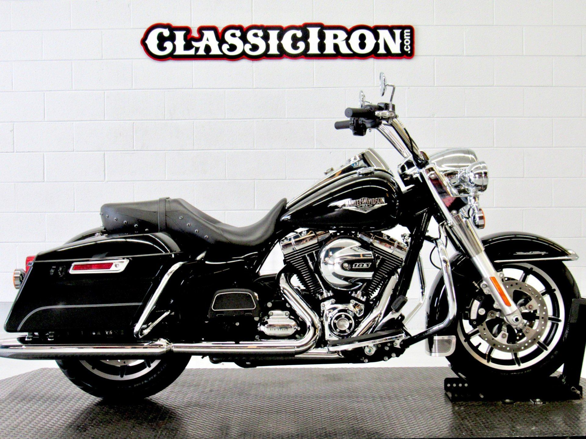 2016 Harley-Davidson Road King® in Fredericksburg, Virginia - Photo 1