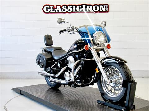 2003 Kawasaki Vulcan® 800 Classic in Fredericksburg, Virginia - Photo 2