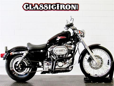 2002 Harley-Davidson XL 1200C Sportster® 1200 Custom in Fredericksburg, Virginia - Photo 1