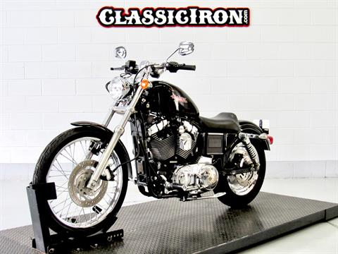 2002 Harley-Davidson XL 1200C Sportster® 1200 Custom in Fredericksburg, Virginia - Photo 3