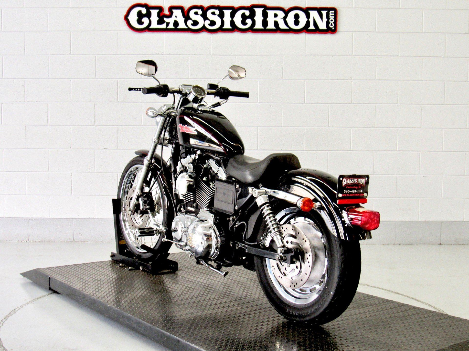 2002 Harley-Davidson XL 1200C Sportster® 1200 Custom in Fredericksburg, Virginia - Photo 6