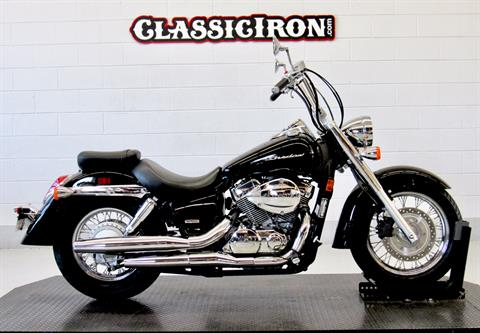 2009 Honda Shadow Aero® in Fredericksburg, Virginia - Photo 1