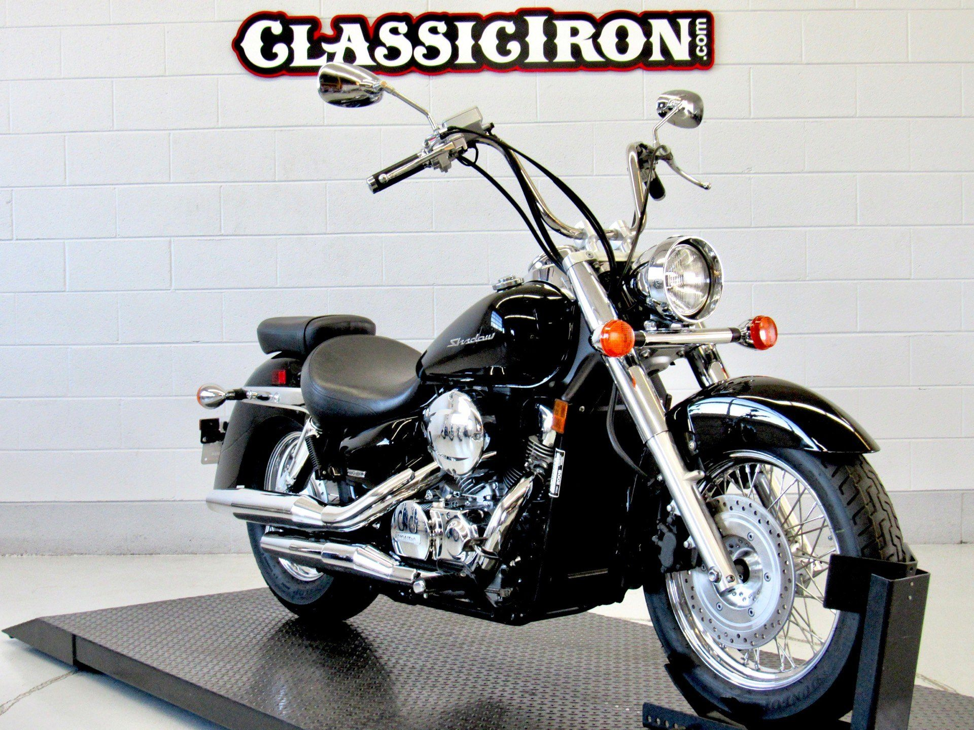 2009 Honda Shadow Aero® in Fredericksburg, Virginia - Photo 2