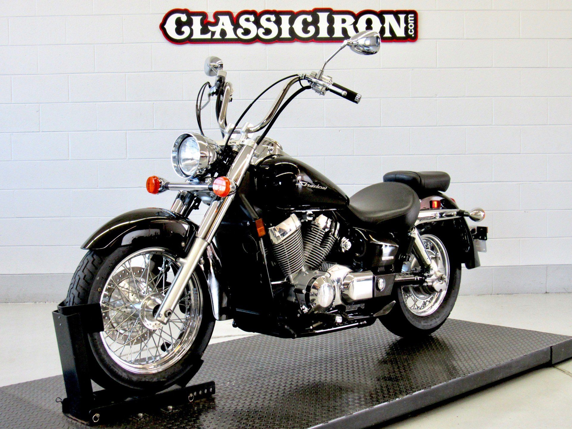 2009 Honda Shadow Aero® in Fredericksburg, Virginia - Photo 3