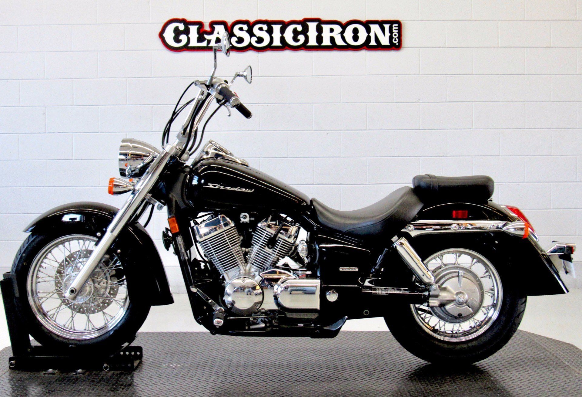 2009 Honda Shadow Aero® in Fredericksburg, Virginia - Photo 4