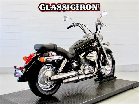2009 Honda Shadow Aero® in Fredericksburg, Virginia - Photo 5