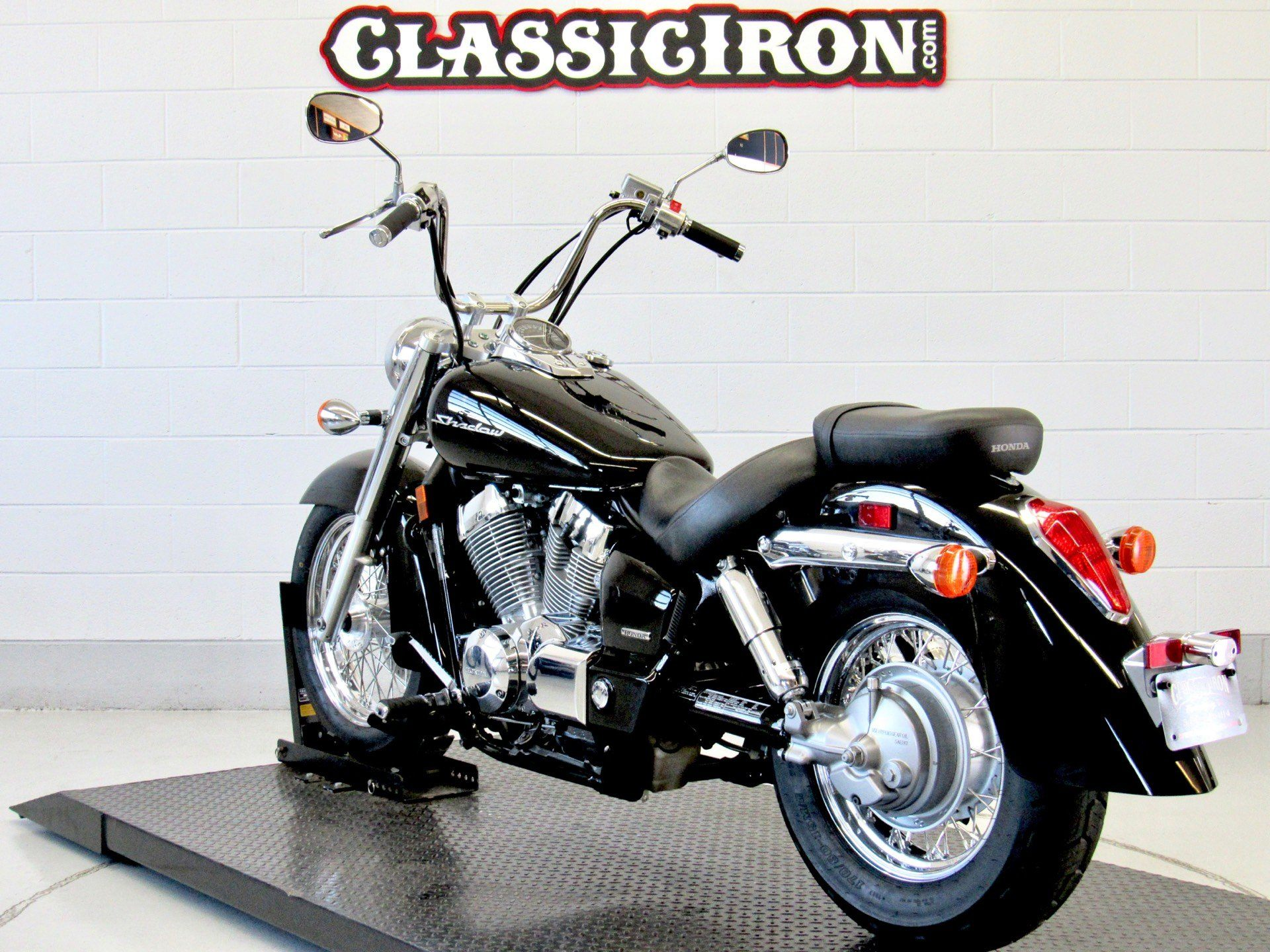 2009 Honda Shadow Aero® in Fredericksburg, Virginia - Photo 6