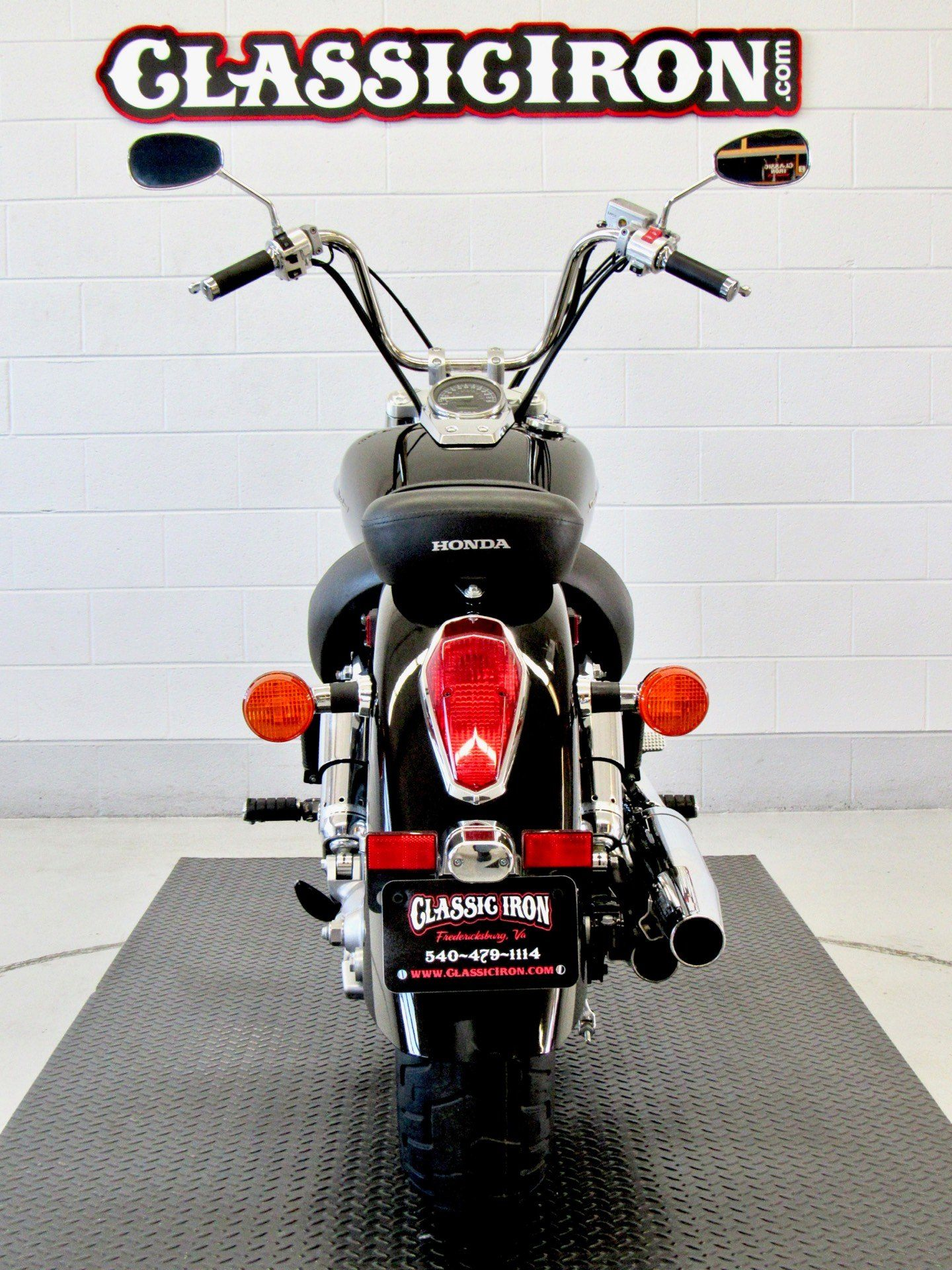 2009 Honda Shadow Aero® in Fredericksburg, Virginia - Photo 9