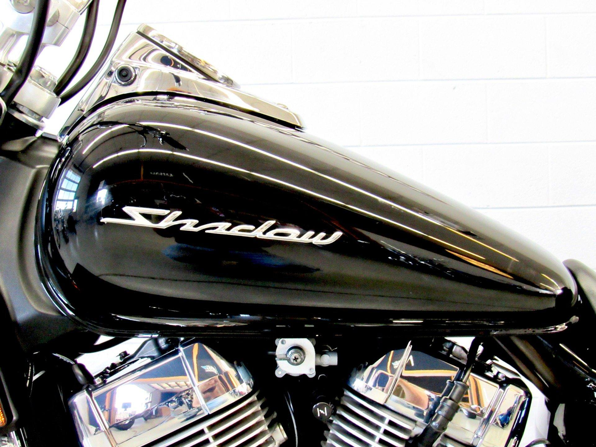 2009 Honda Shadow Aero® in Fredericksburg, Virginia - Photo 18