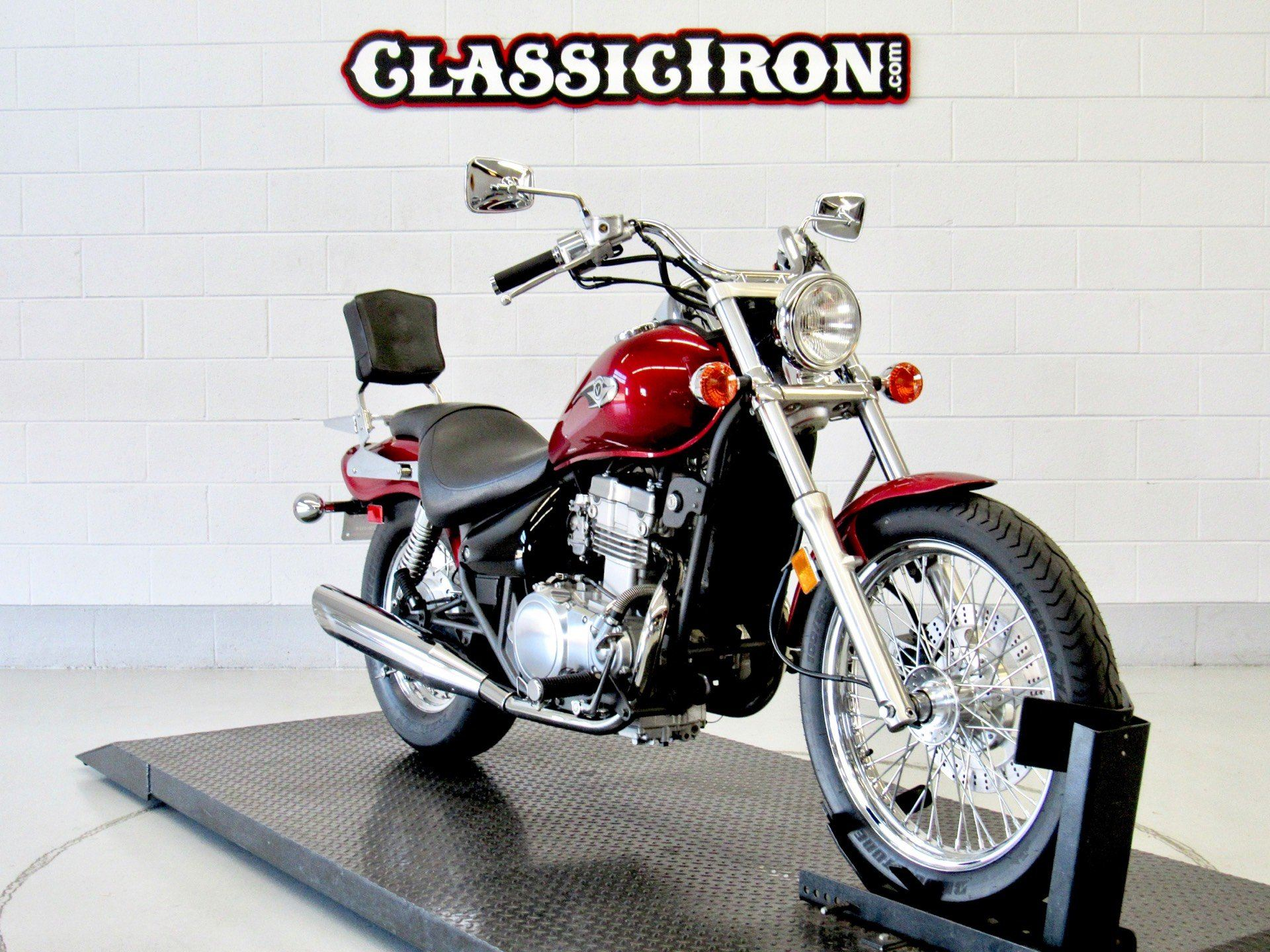 2009 Kawasaki Vulcan® 500 LTD in Fredericksburg, Virginia - Photo 2