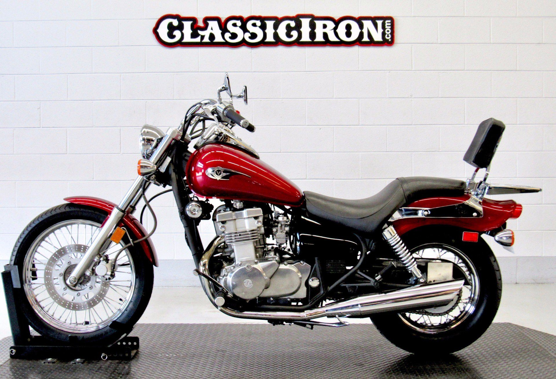 2009 Kawasaki Vulcan® 500 LTD in Fredericksburg, Virginia - Photo 4