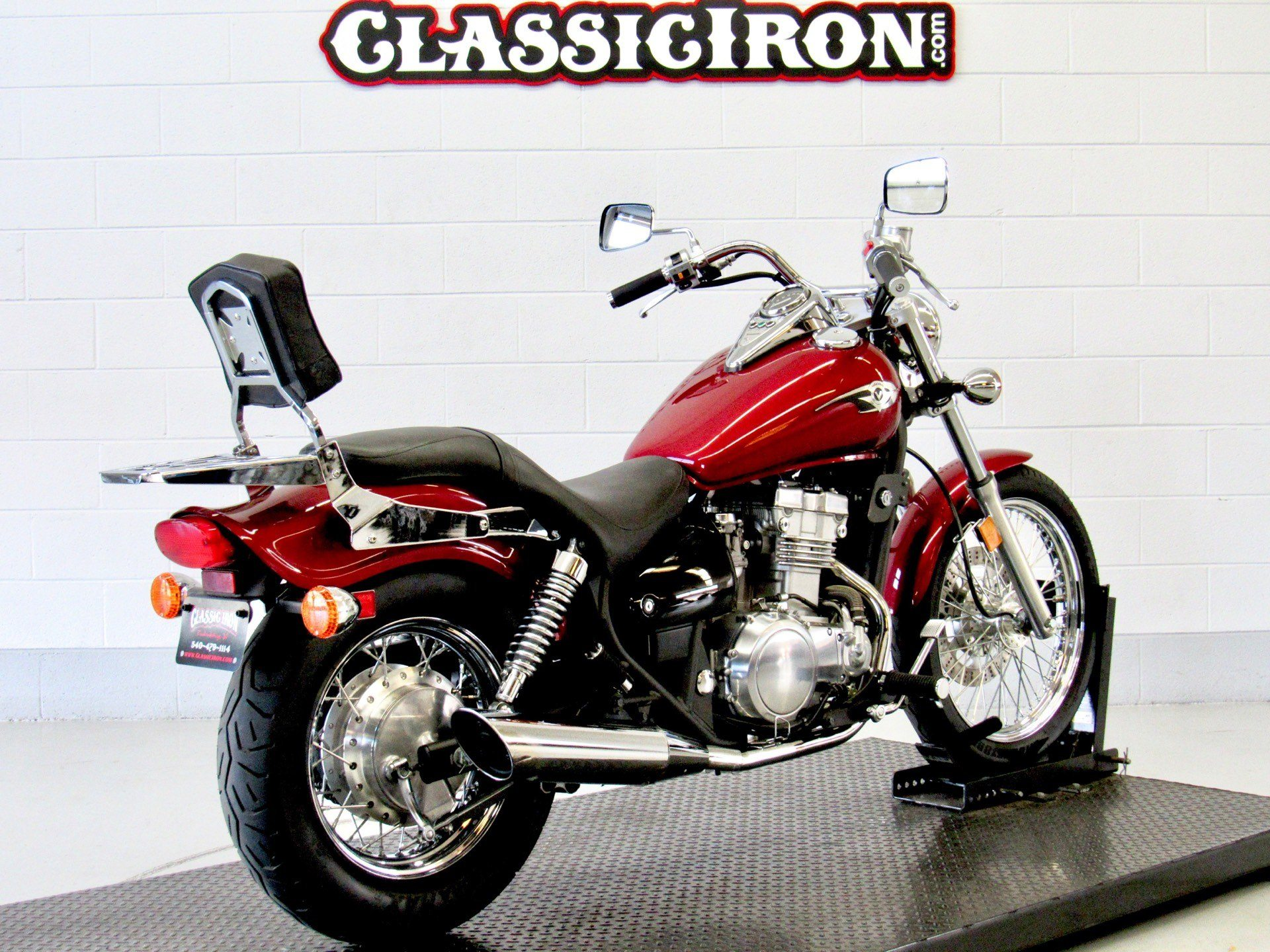 2009 Kawasaki Vulcan® 500 LTD in Fredericksburg, Virginia - Photo 5