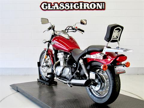 2009 Kawasaki Vulcan® 500 LTD in Fredericksburg, Virginia - Photo 6