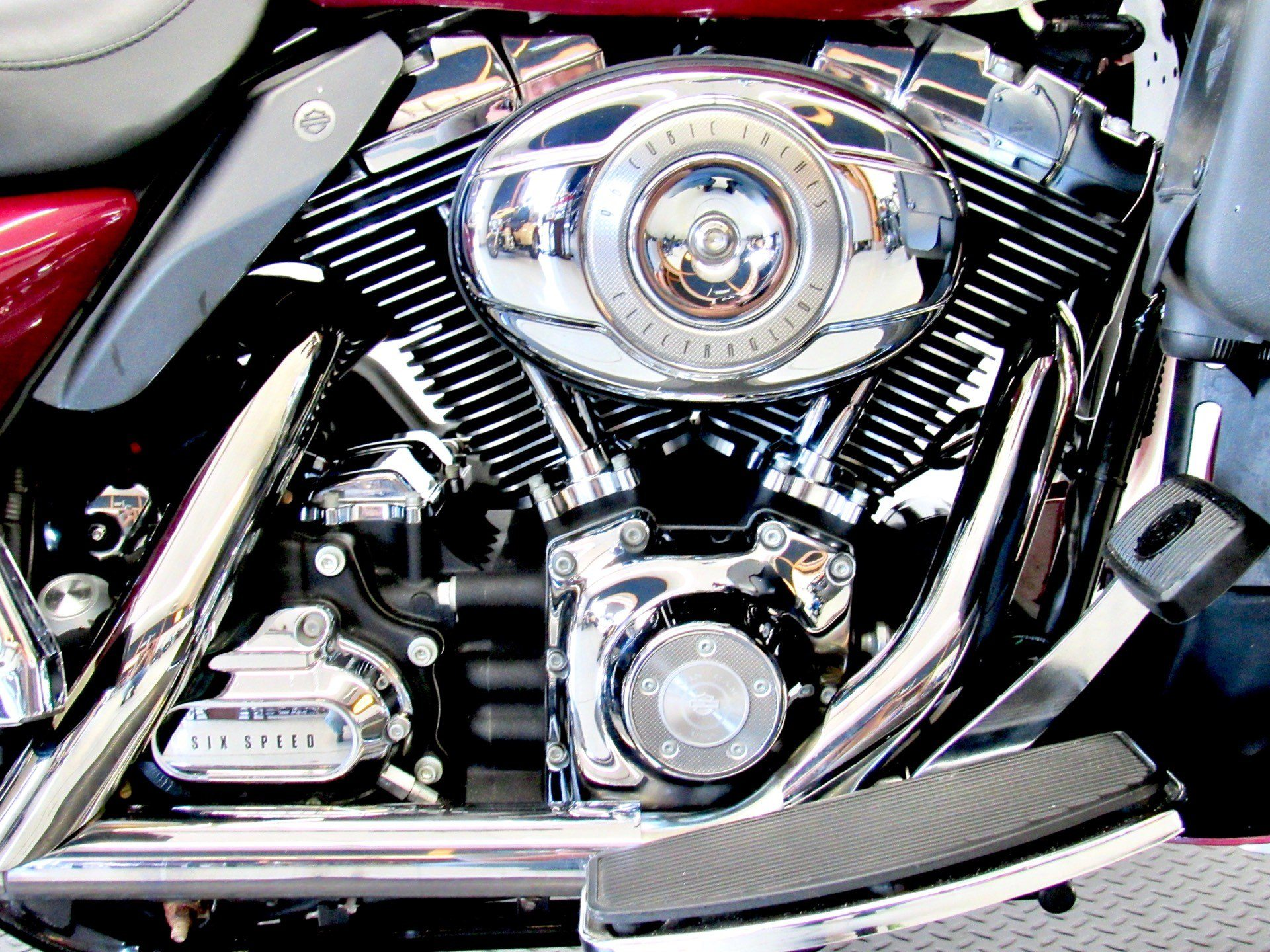 2007 Harley-Davidson Ultra Classic® Electra Glide® in Fredericksburg, Virginia - Photo 14