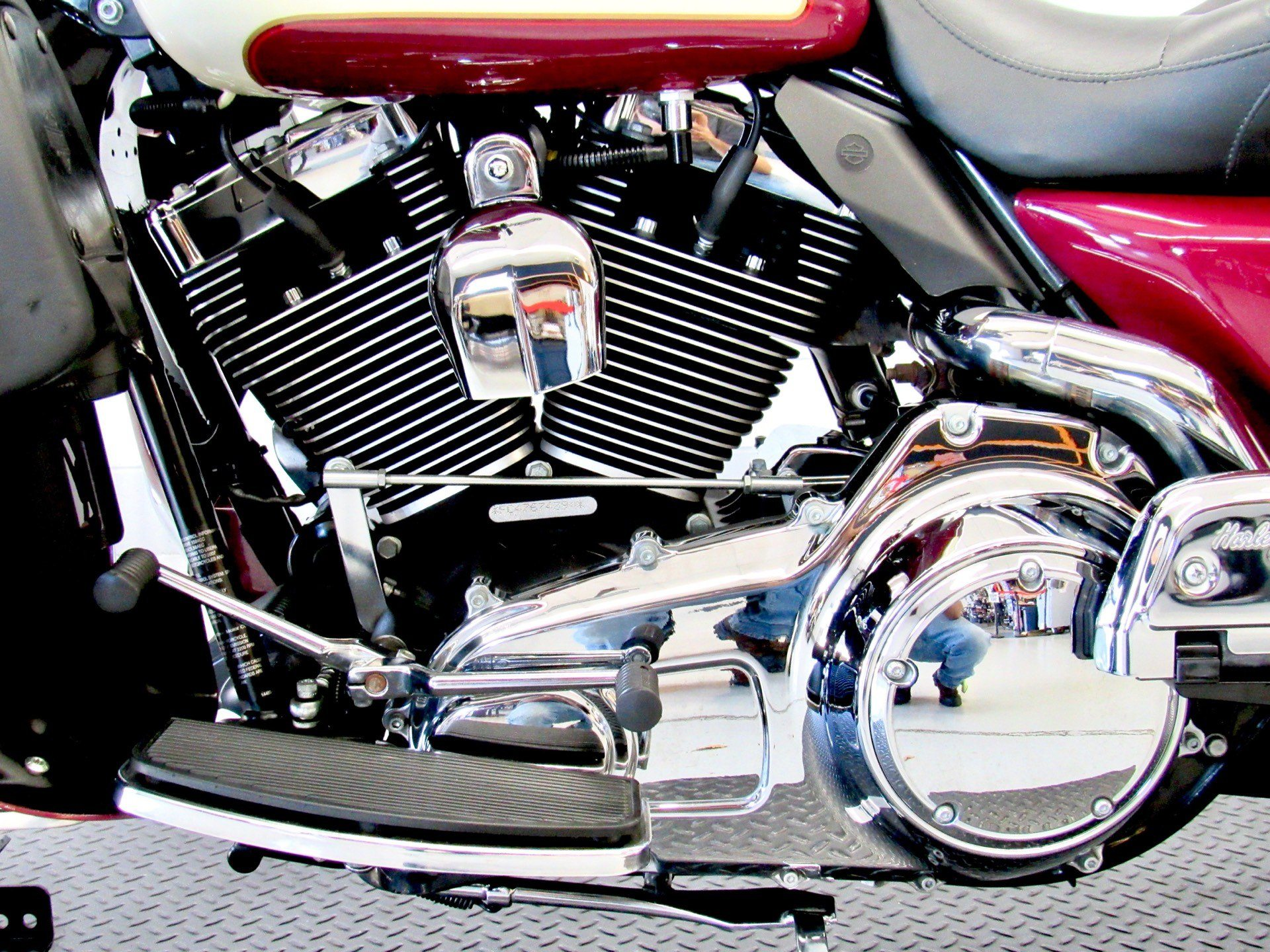 2007 Harley-Davidson Ultra Classic® Electra Glide® in Fredericksburg, Virginia - Photo 19