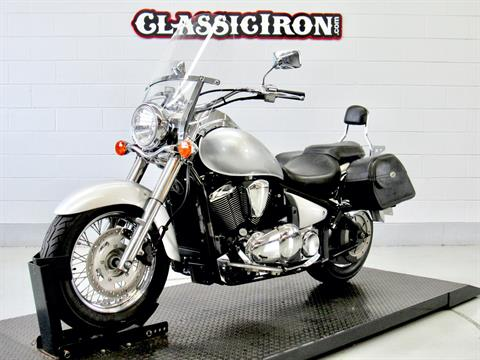 2006 Kawasaki Vulcan® 900 Classic in Fredericksburg, Virginia - Photo 3
