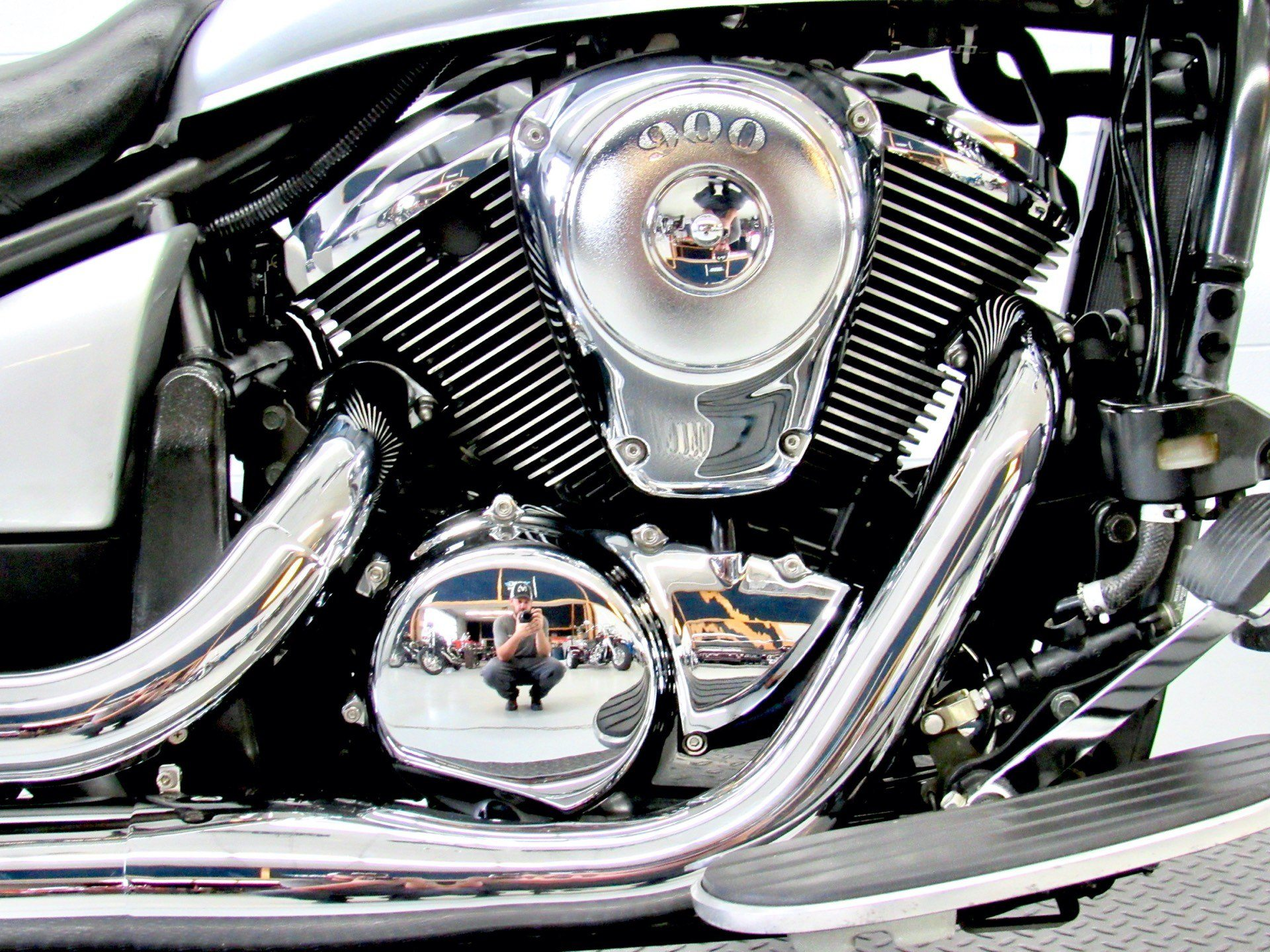 2006 Kawasaki Vulcan® 900 Classic in Fredericksburg, Virginia - Photo 14