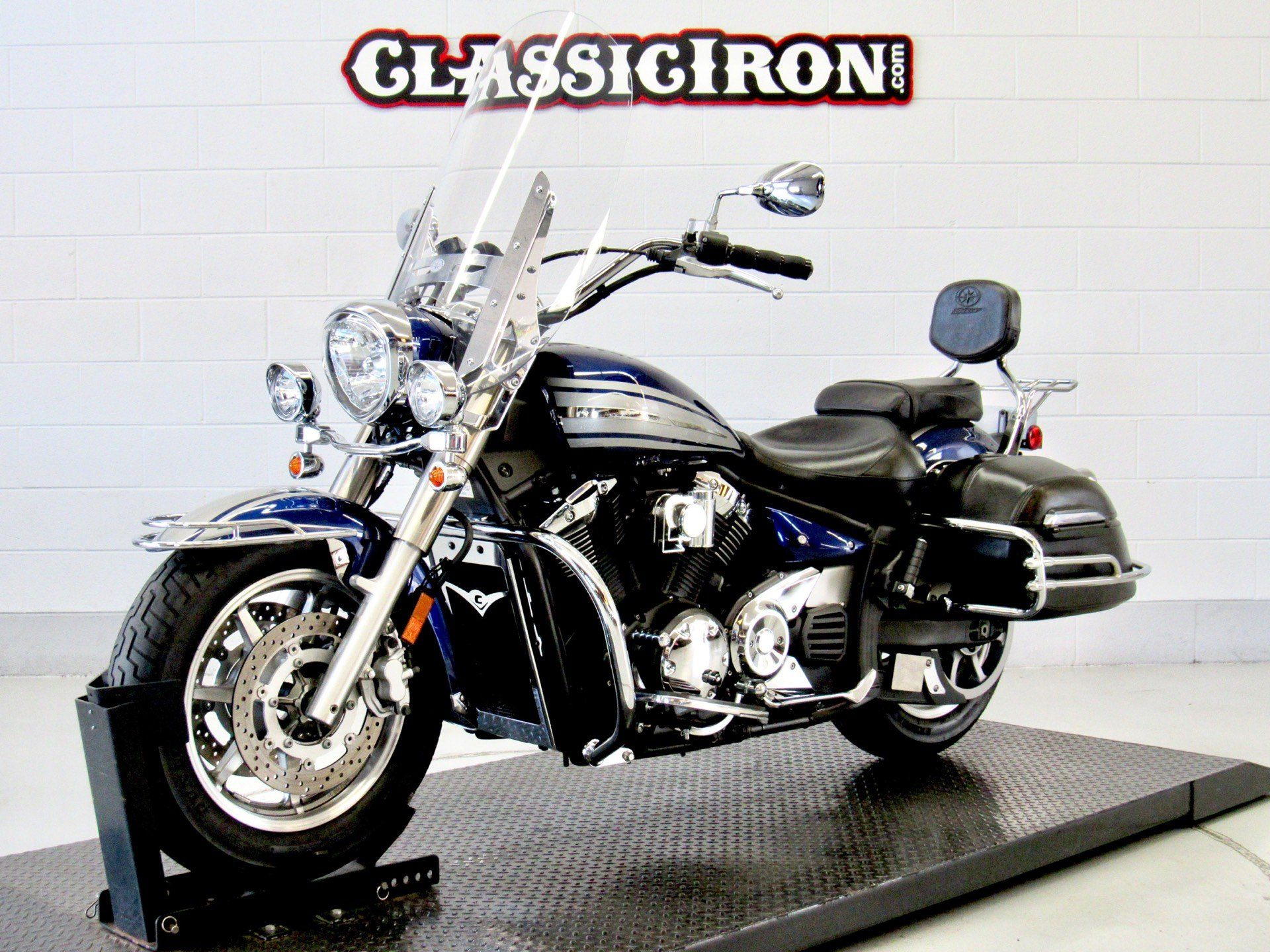 2009 Yamaha V Star 1300 Tourer in Fredericksburg, Virginia - Photo 3