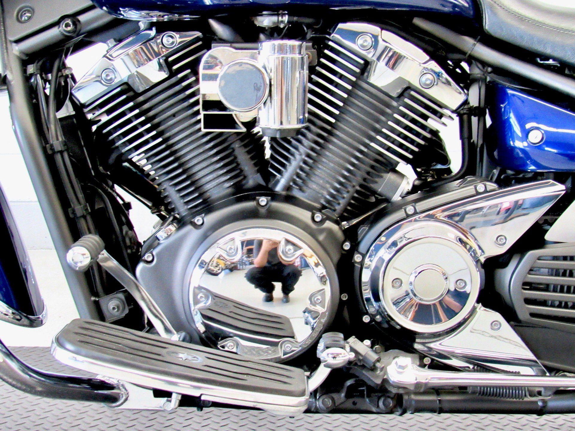 2009 Yamaha V Star 1300 Tourer in Fredericksburg, Virginia - Photo 19