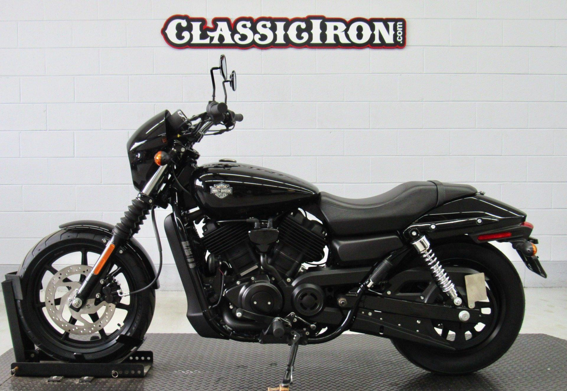 2015 Harley-Davidson Street™ 500 in Fredericksburg, Virginia - Photo 4