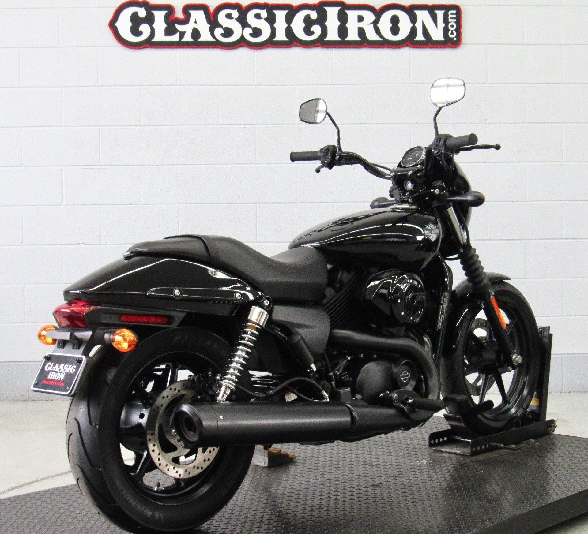 2015 Harley-Davidson Street™ 500 in Fredericksburg, Virginia - Photo 5