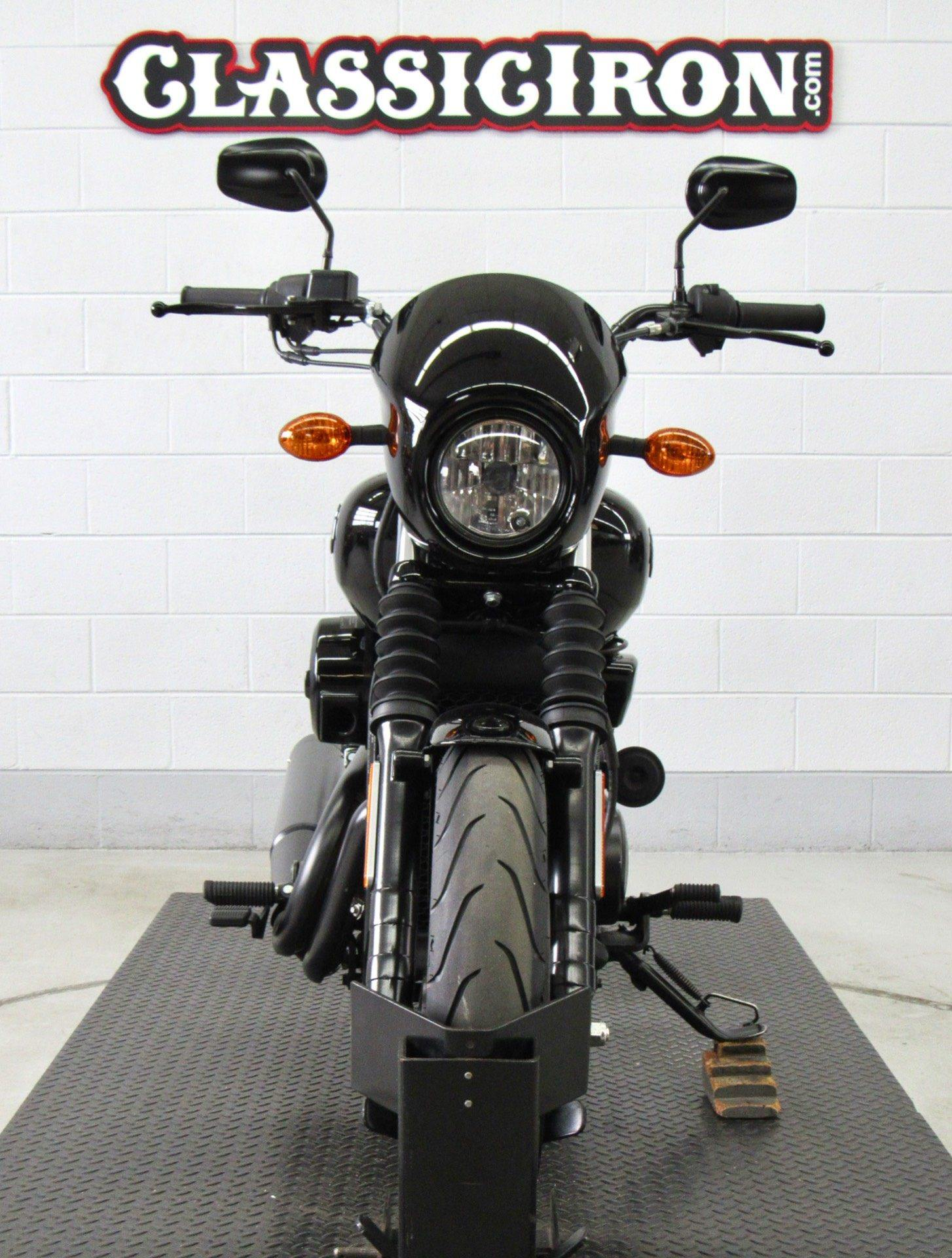 2015 Harley-Davidson Street™ 500 in Fredericksburg, Virginia - Photo 7