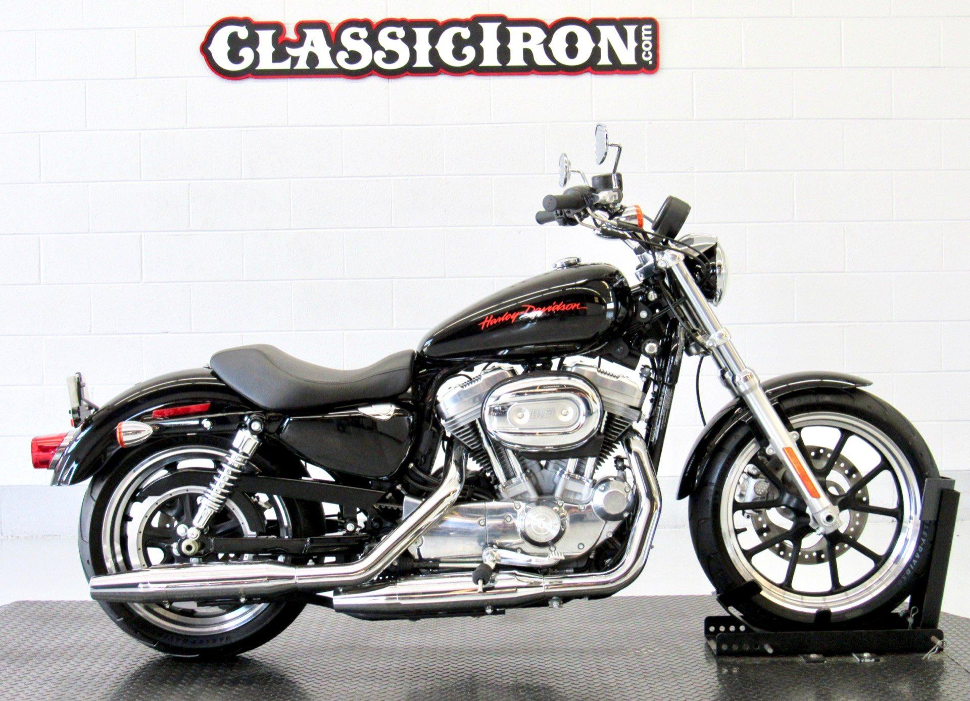 2014 Harley-Davidson Sportster® SuperLow® in Fredericksburg, Virginia - Photo 1