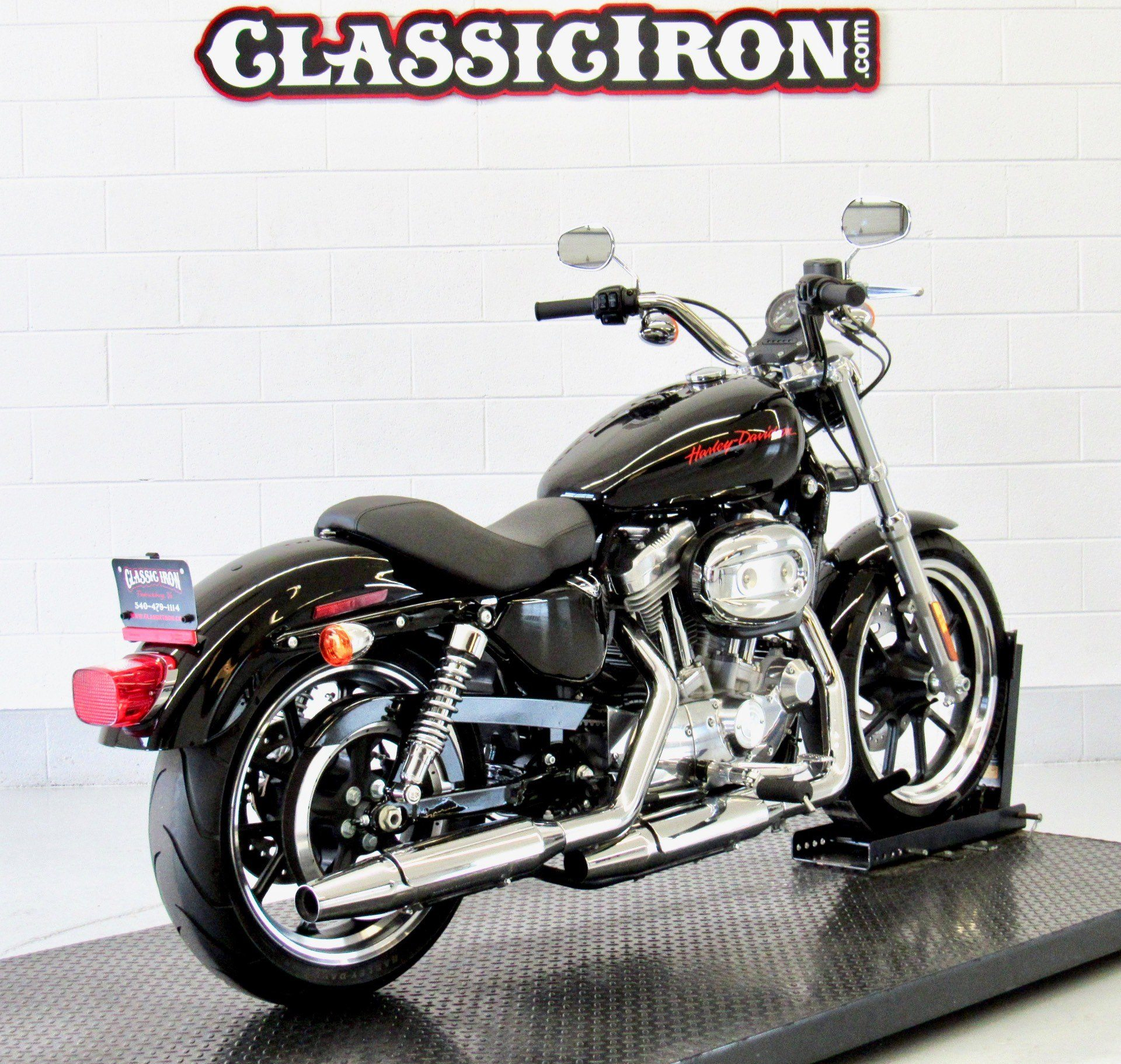 2014 Harley-Davidson Sportster® SuperLow® in Fredericksburg, Virginia - Photo 5