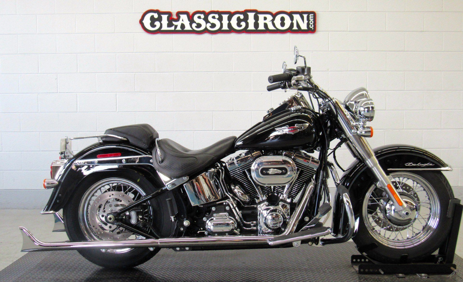 2015 Harley-Davidson Softail® Deluxe in Fredericksburg, Virginia - Photo 1