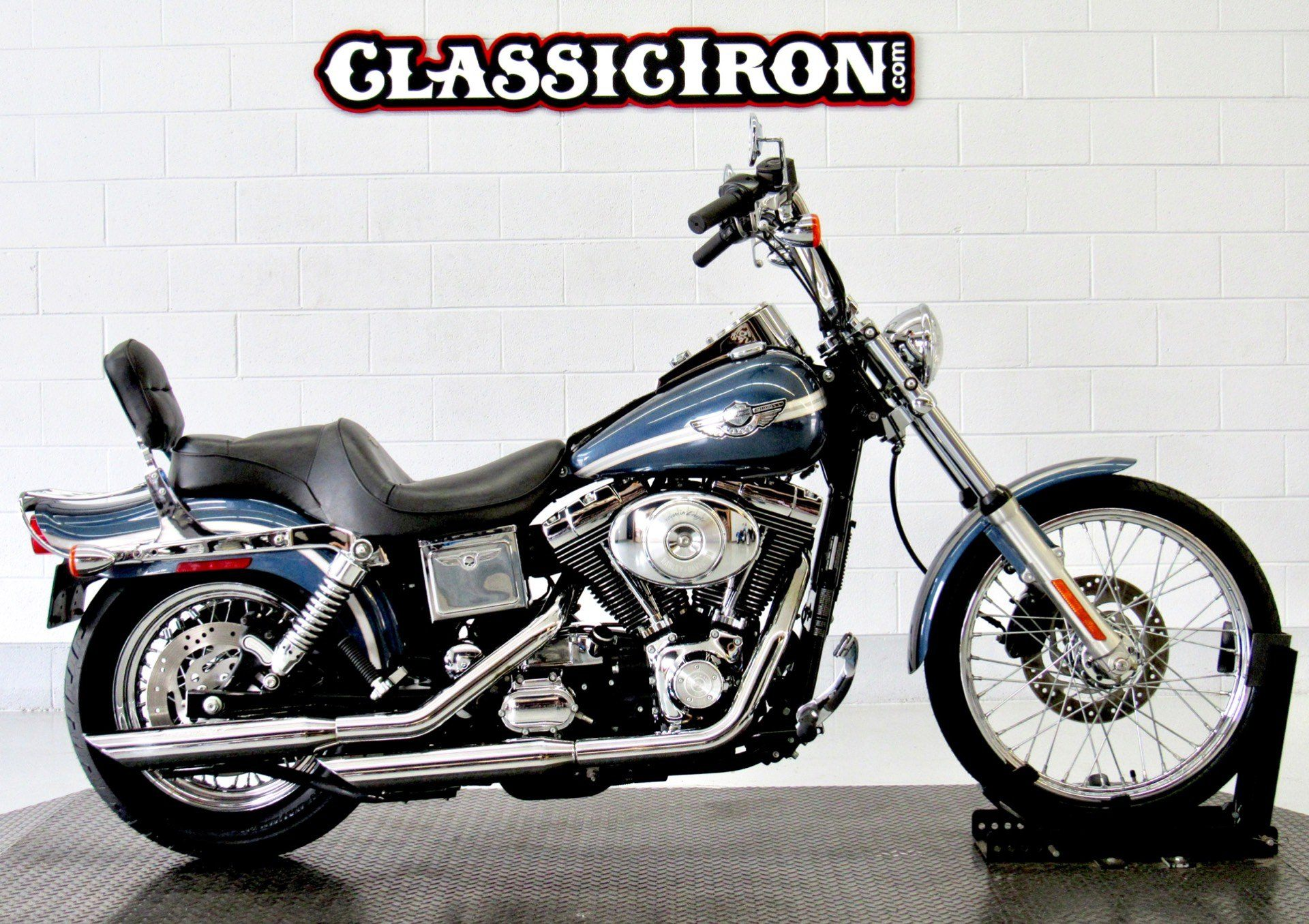 2003 Harley-Davidson FXDWG Dyna Wide Glide® in Fredericksburg, Virginia - Photo 1