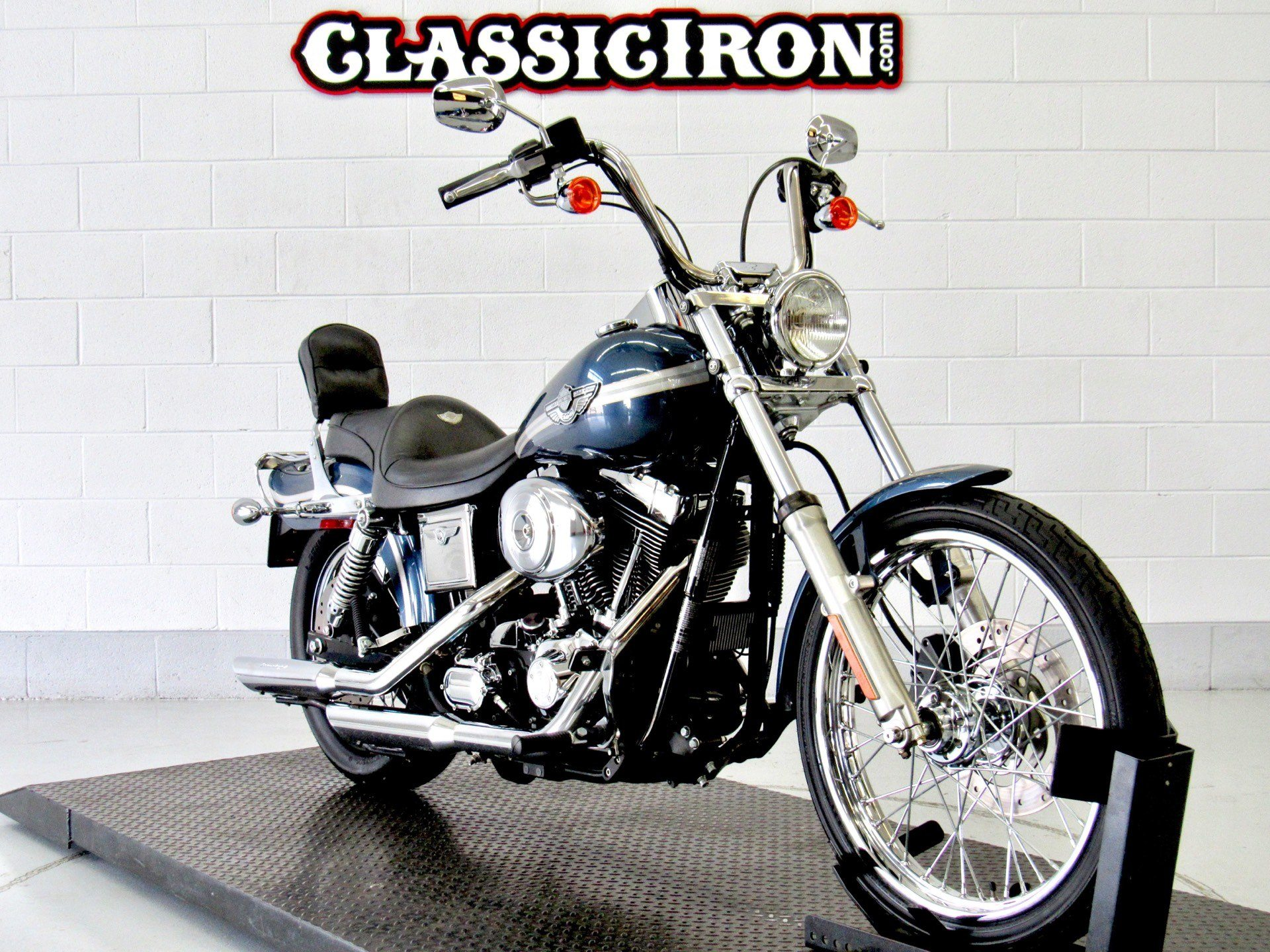 2003 Harley-Davidson FXDWG Dyna Wide Glide® in Fredericksburg, Virginia - Photo 2