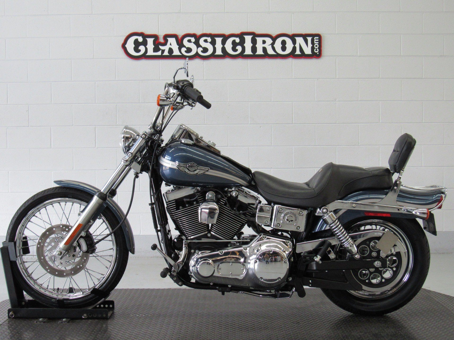 2003 Harley-Davidson FXDWG Dyna Wide Glide® in Fredericksburg, Virginia - Photo 4