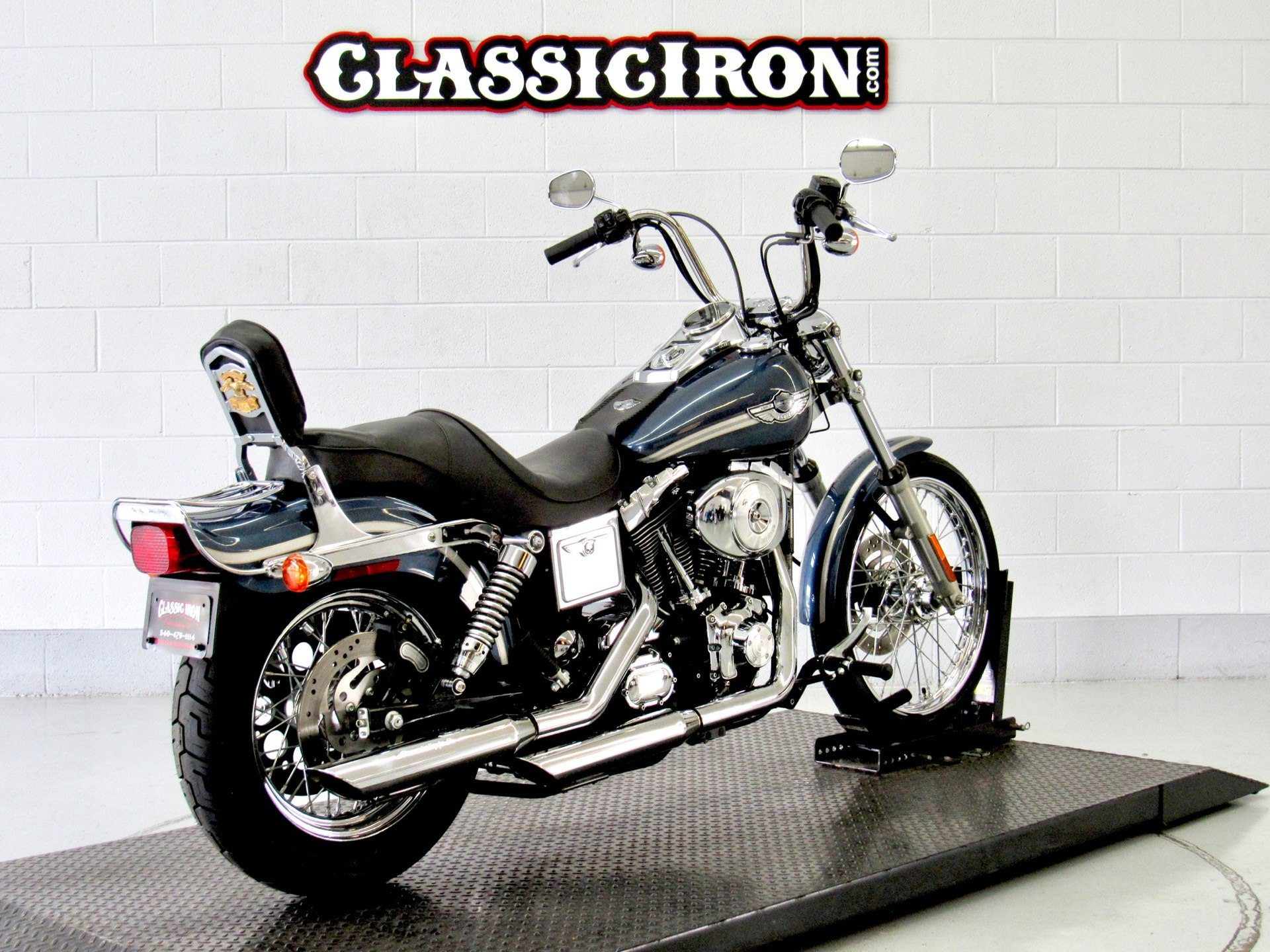 2003 Harley-Davidson FXDWG Dyna Wide Glide® in Fredericksburg, Virginia - Photo 5