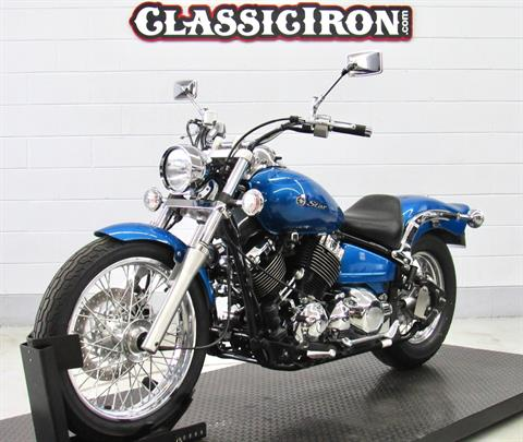 2009 Yamaha V Star 650 Custom in Fredericksburg, Virginia - Photo 3
