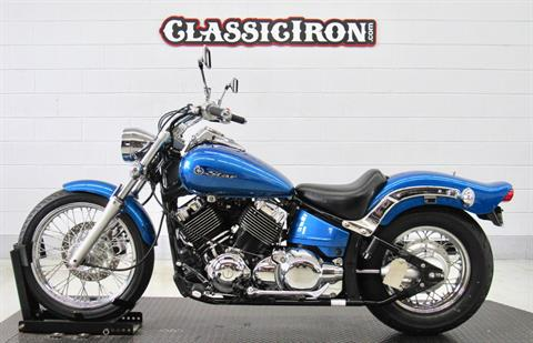 2009 Yamaha V Star 650 Custom in Fredericksburg, Virginia - Photo 4