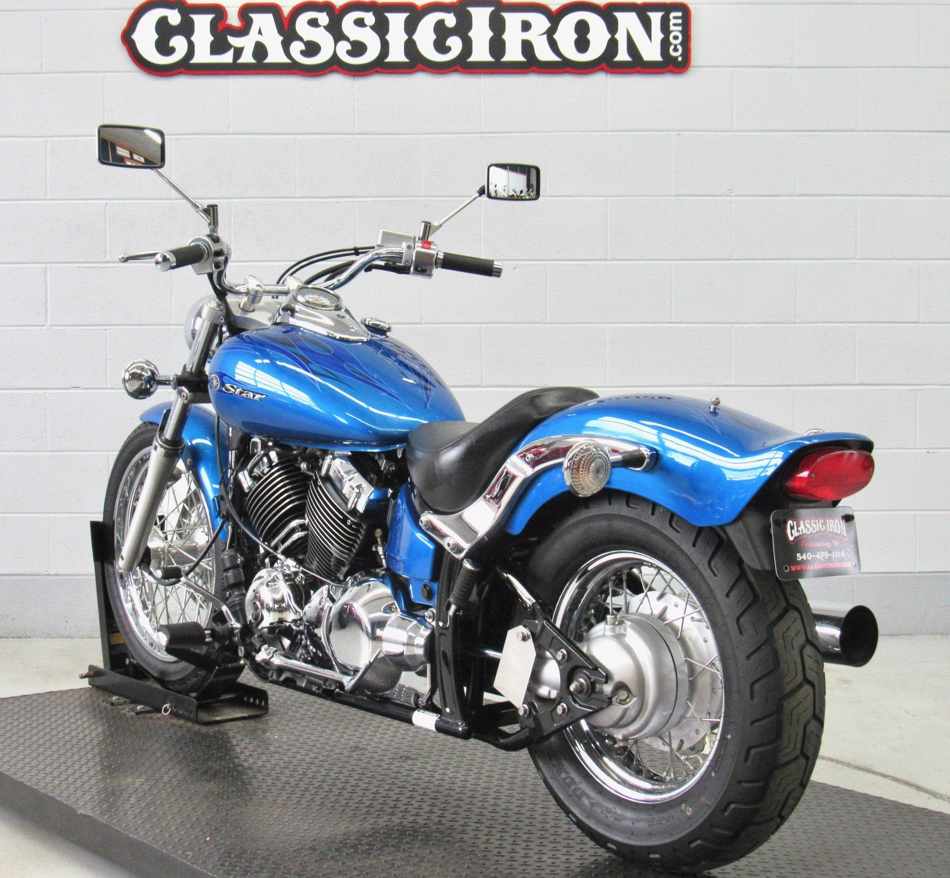 2009 Yamaha V Star 650 Custom in Fredericksburg, Virginia - Photo 6