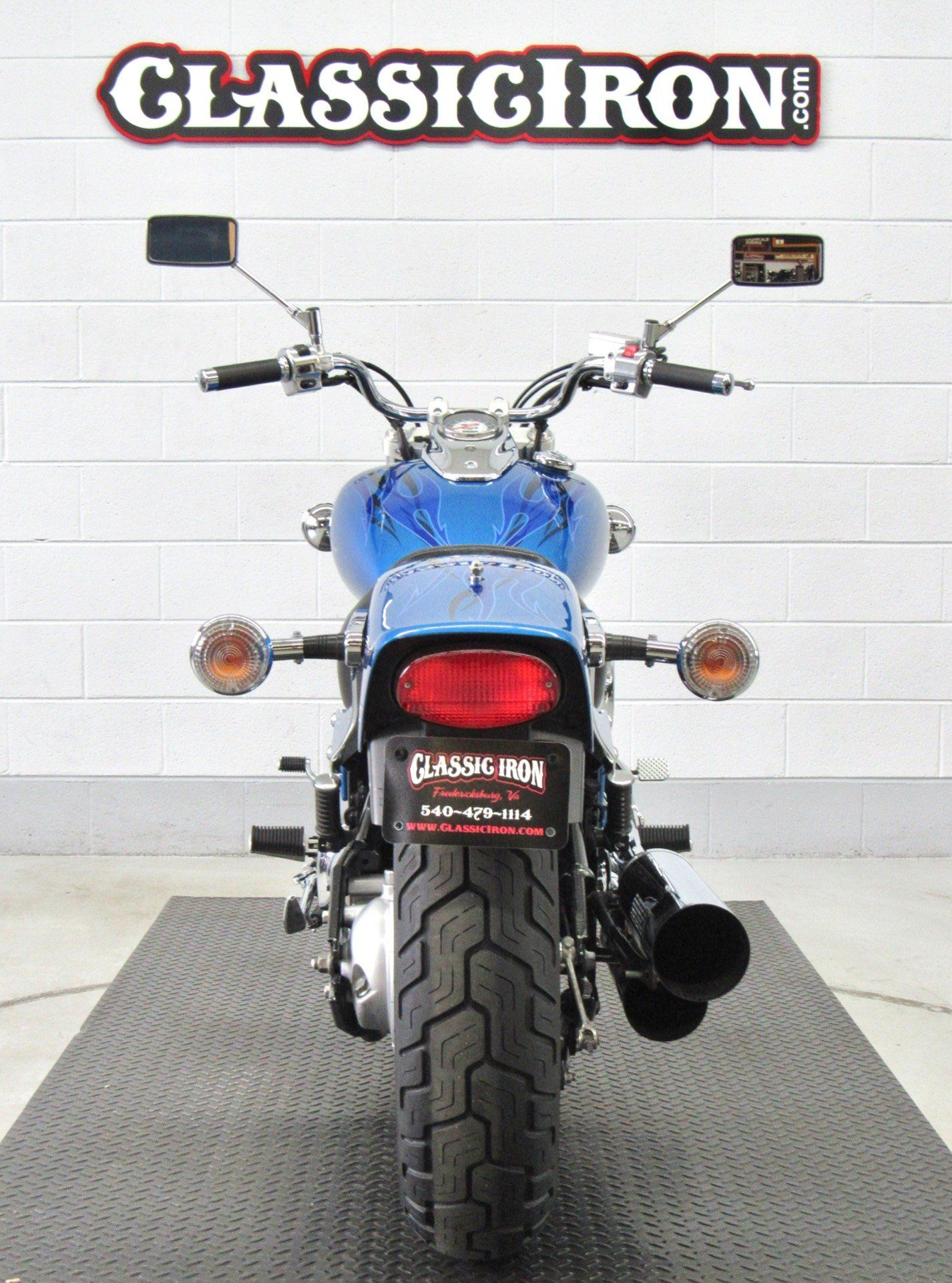 2009 Yamaha V Star 650 Custom in Fredericksburg, Virginia - Photo 8