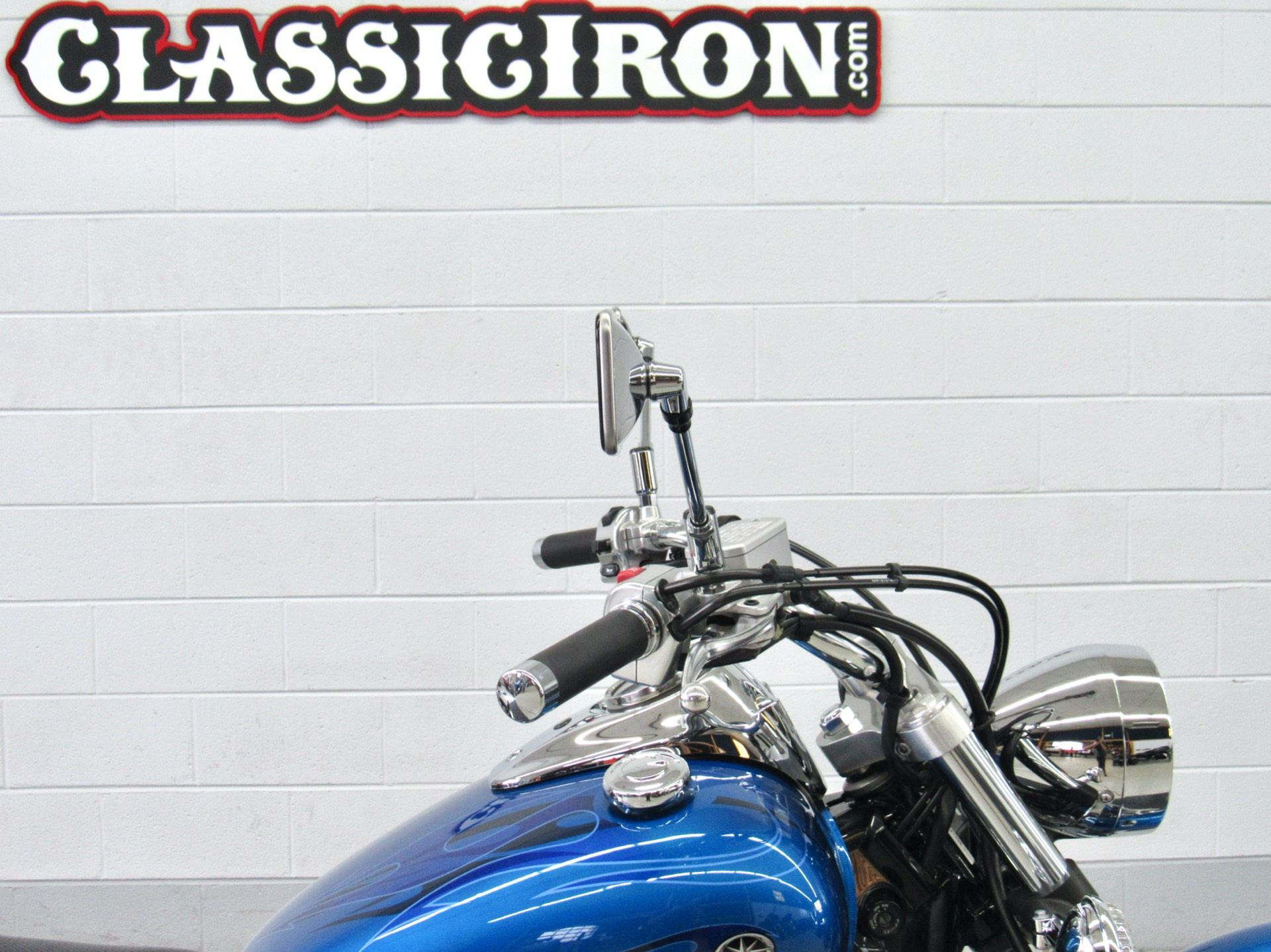 2009 Yamaha V Star 650 Custom in Fredericksburg, Virginia - Photo 11